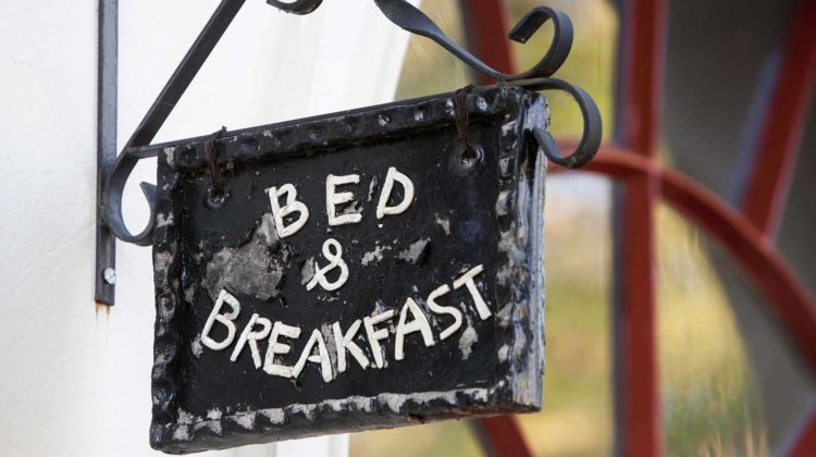 Starting a Bed and Breakfast Business – Cost