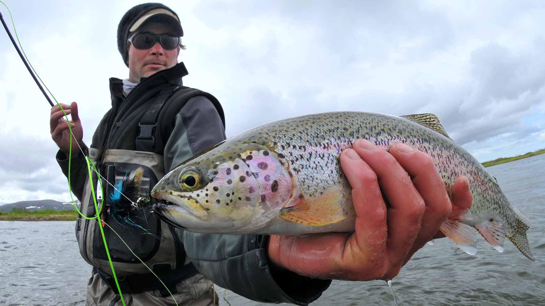 alaska fly fishing