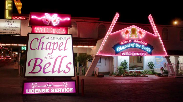 las vegas wedding chapel