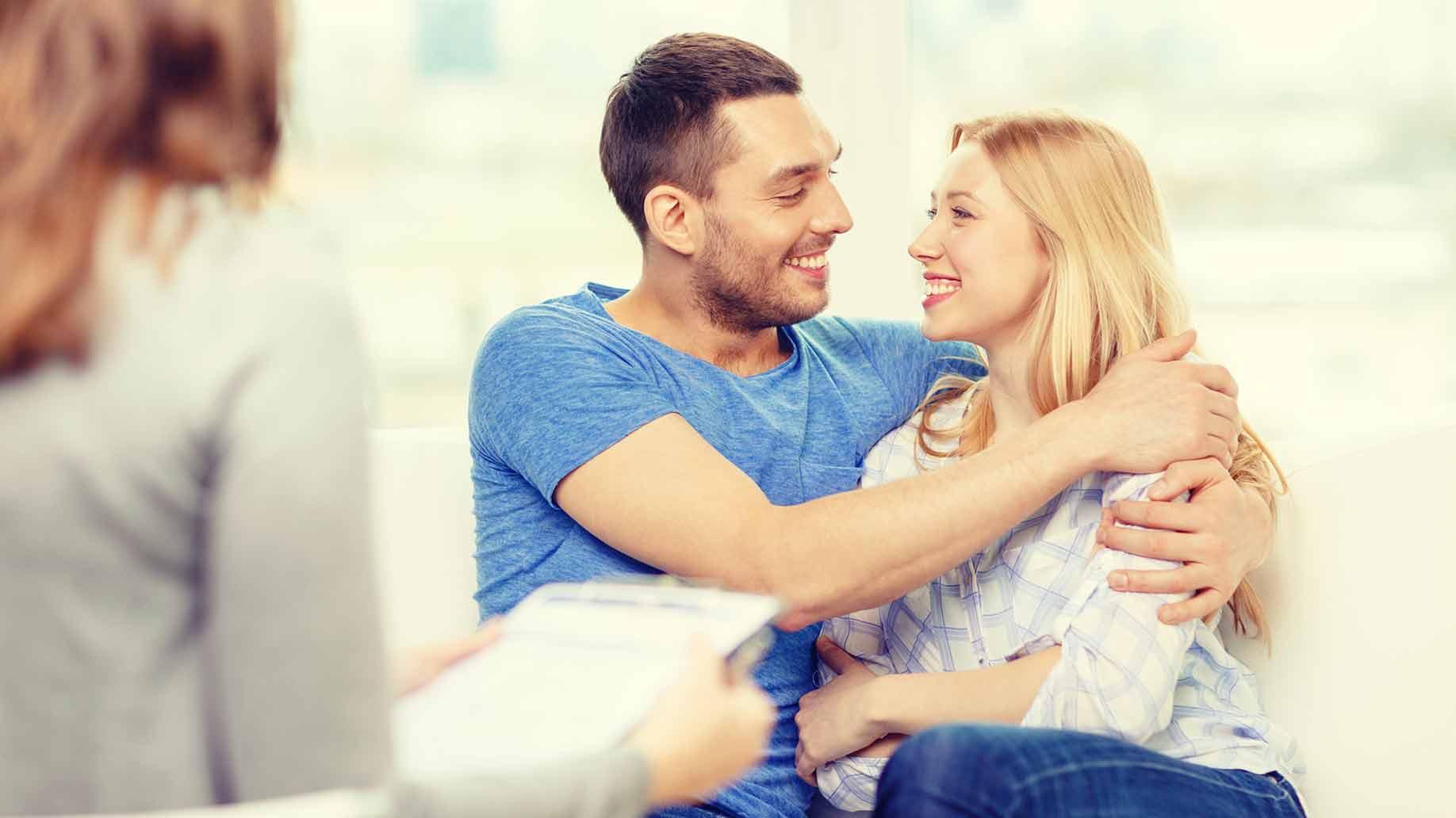 premarital counseling couple