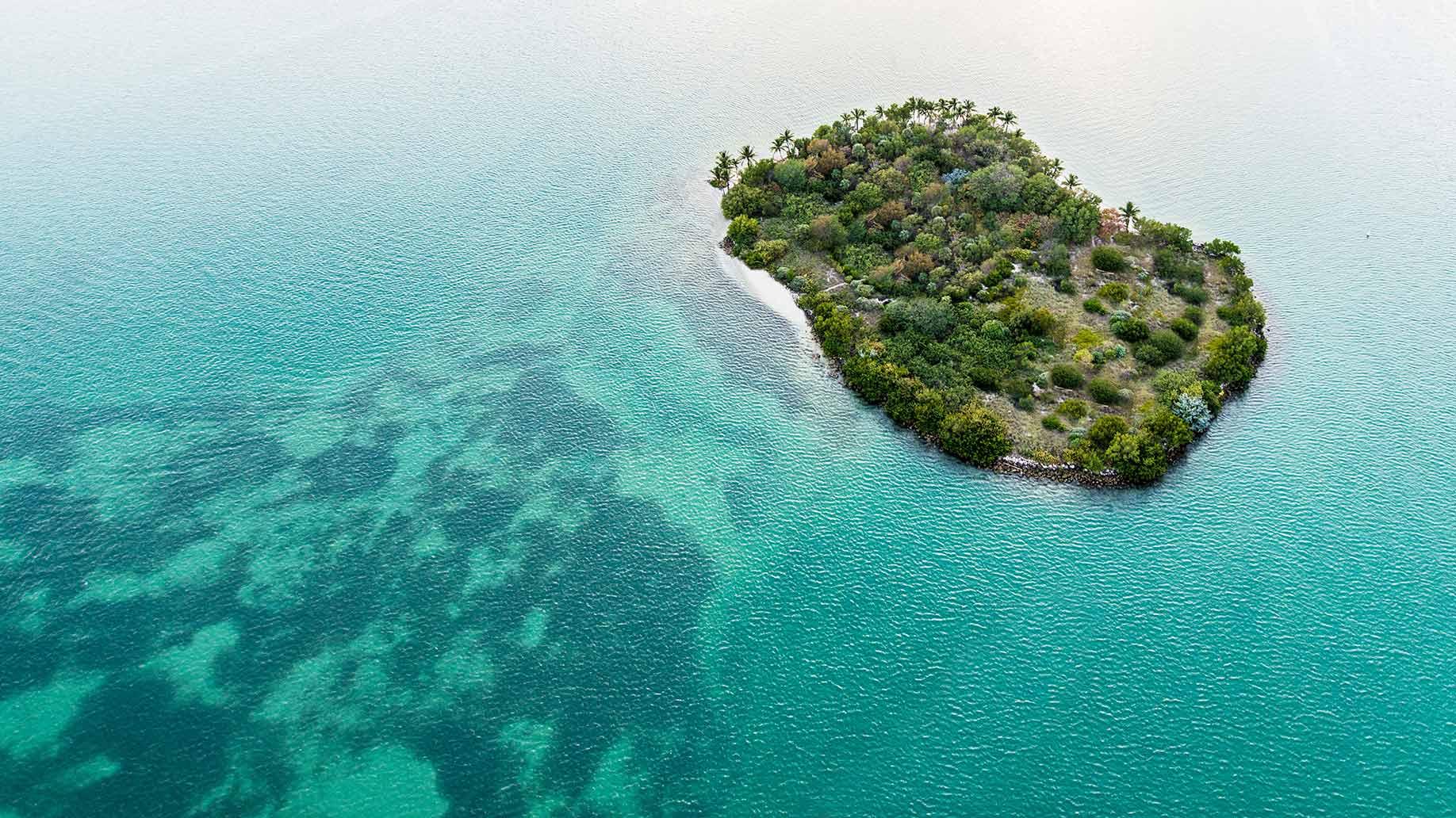 private island caribbean