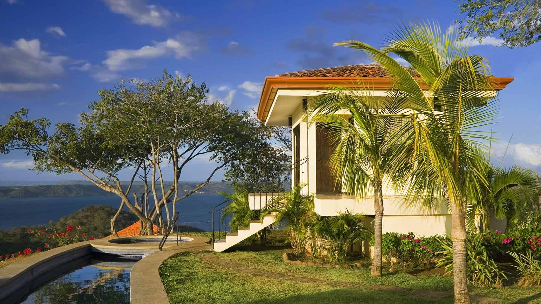 retiring costa rica house villa
