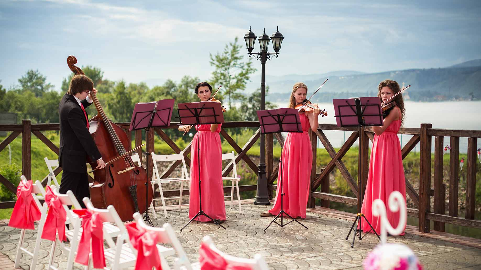 wedding ceremony musicians