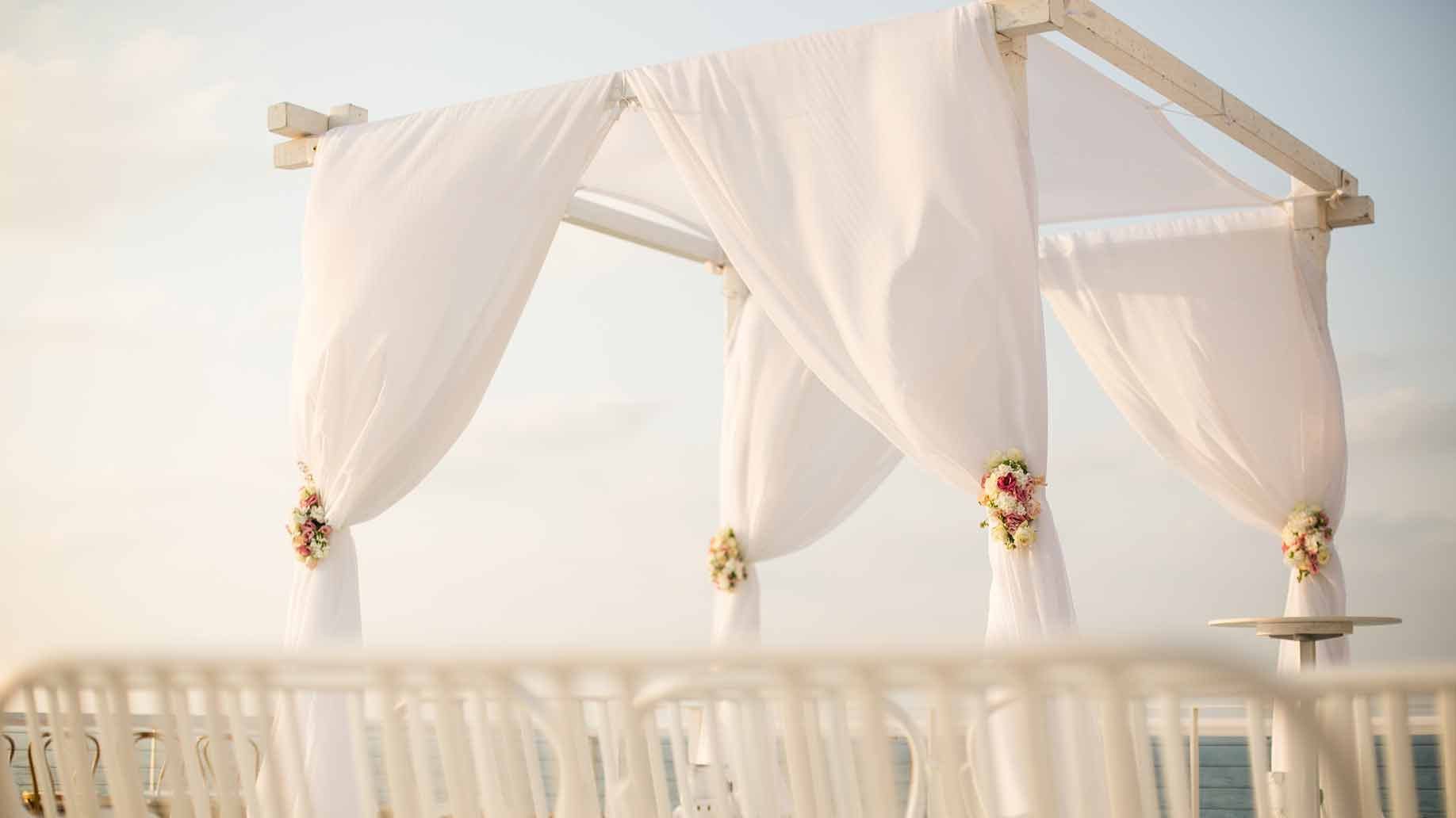 wedding chuppah canopy