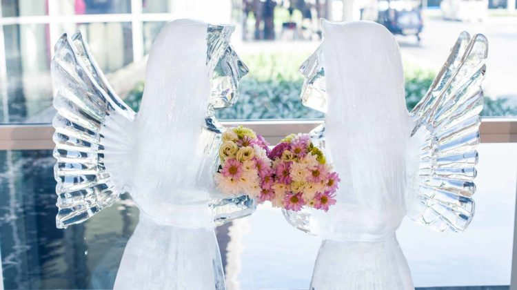 How Much Does a Wedding Ice Sculpture Cost – Prices