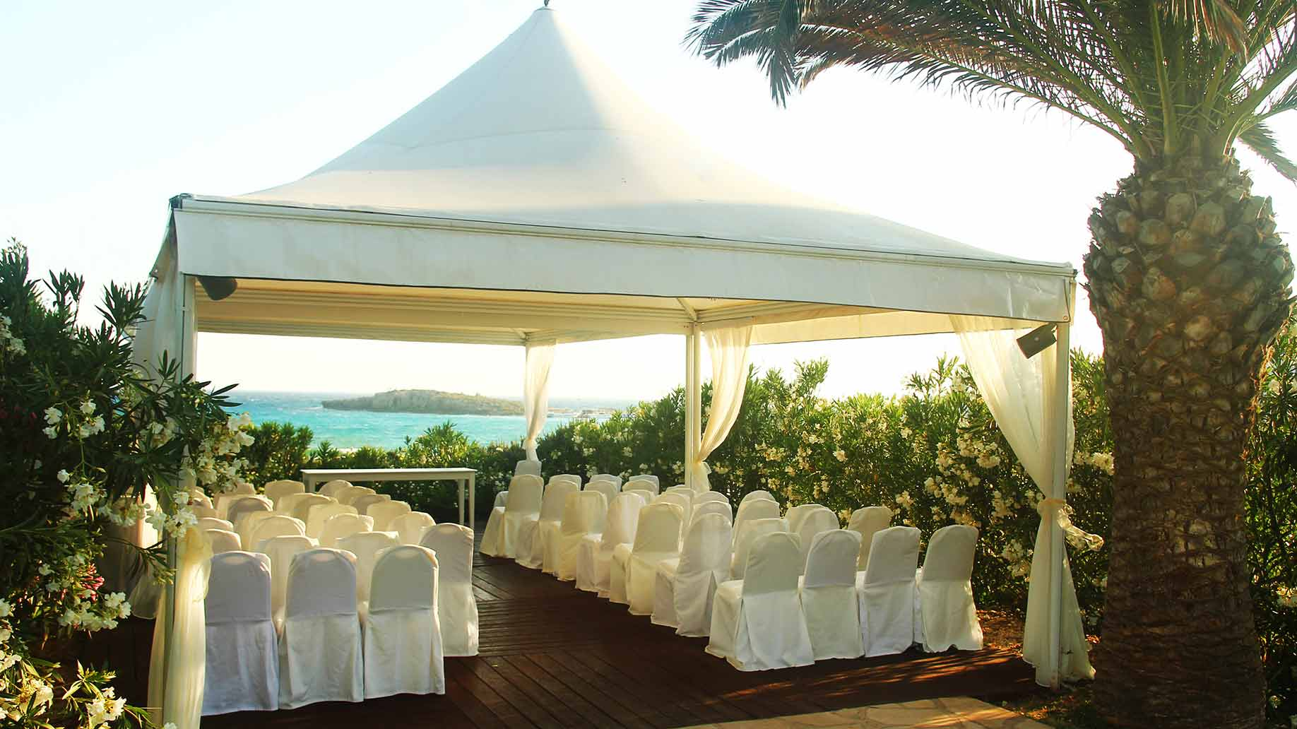 How Much Does a Wedding Tent Rental Cost
