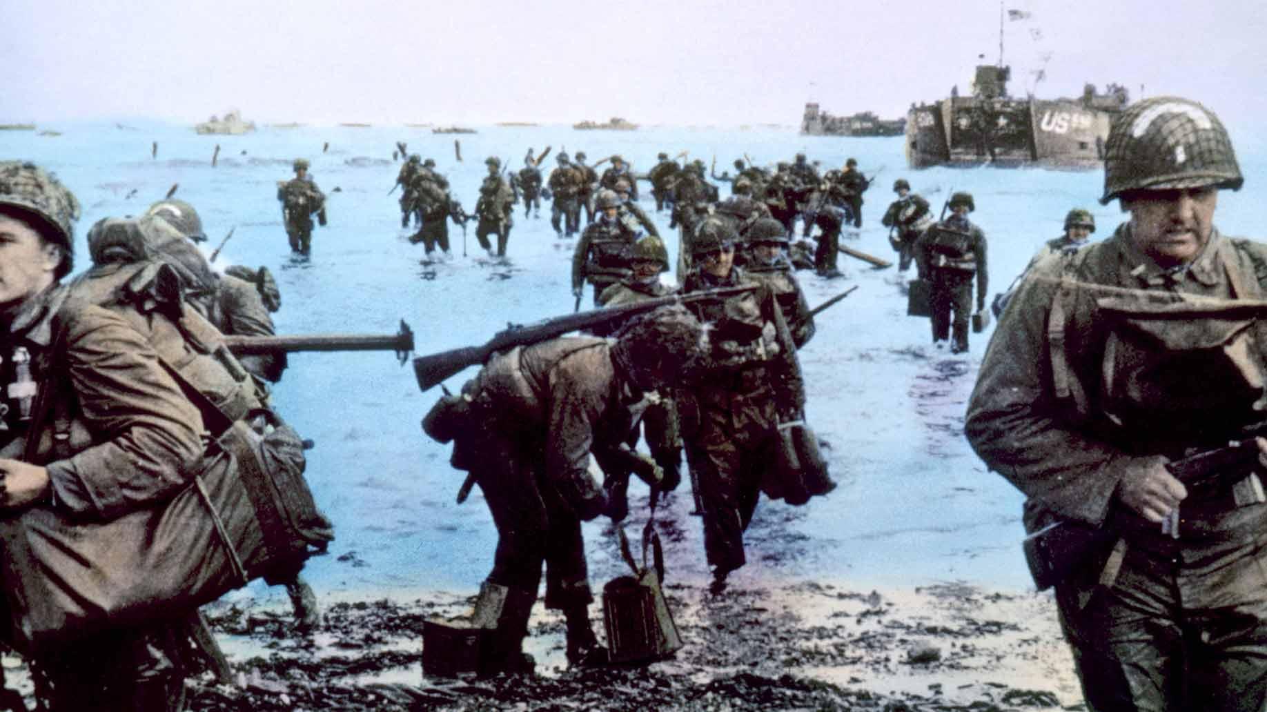 world war 2 battle of normandy costs