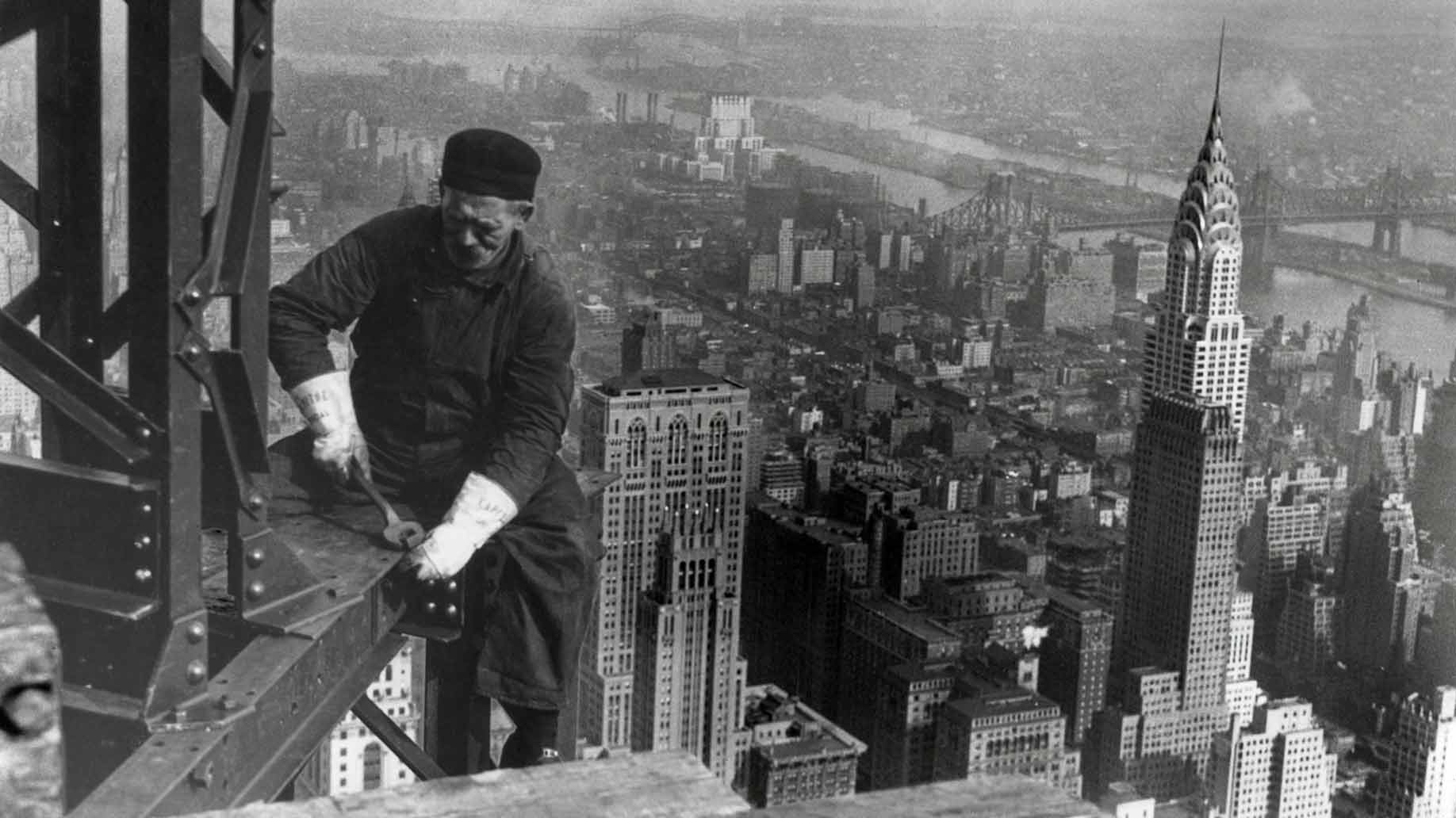 construction of the empire state building essays A collection of old pictures about the construction of the empire state building i do not hold a copyright of the pictures or the music.
